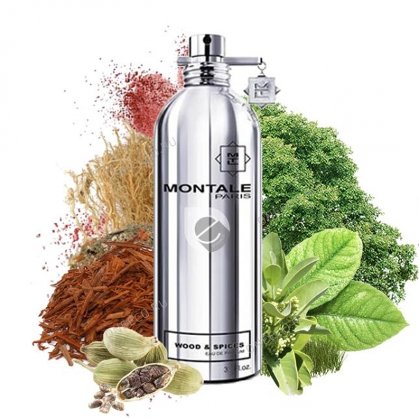 Montale Wood & Spices men