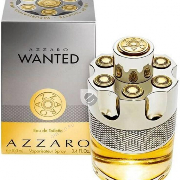 Azzaro Wanted Homme (50ml EDT)