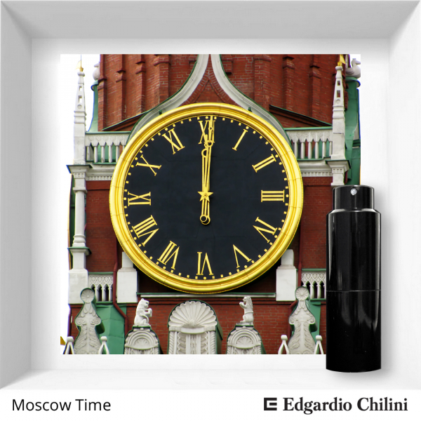Edgardio Chilini​ Moscow Time