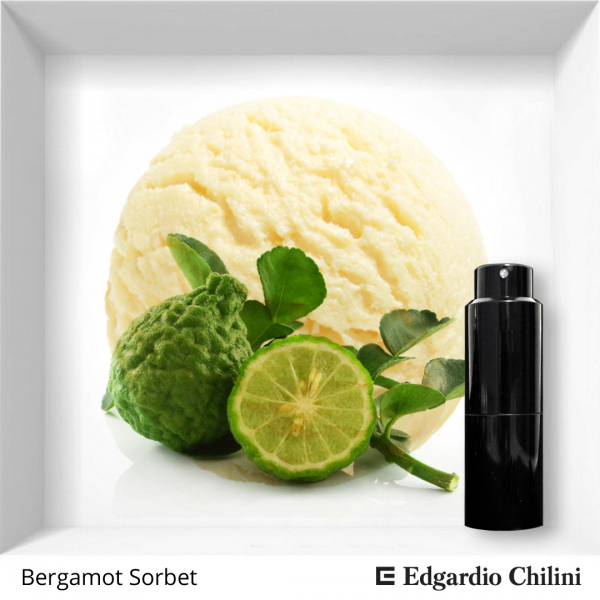 Edgardio Chilini​ Bergamot Sorbet